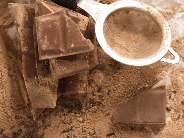Chocolate, Carob and Snack foods