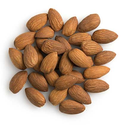 Dry Roasted Almonds