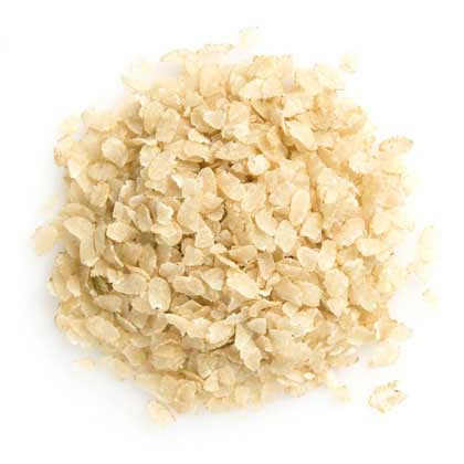 Rolled Brown Rice Flakes