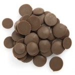 Carob Buttons Peppermint