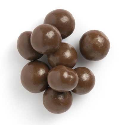 Milk Chocolate Coated Macadamias