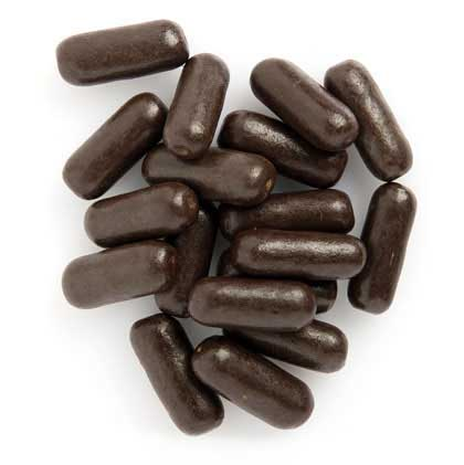 Dark Chocolate Bullets