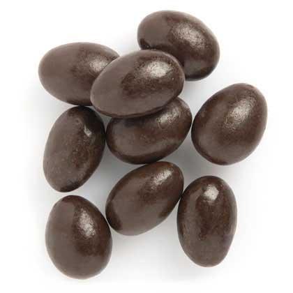 Vegan Dark Chocolate Almonds