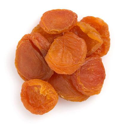 Fancy large apricots