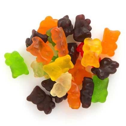 Gummie Bears Gluten Free
