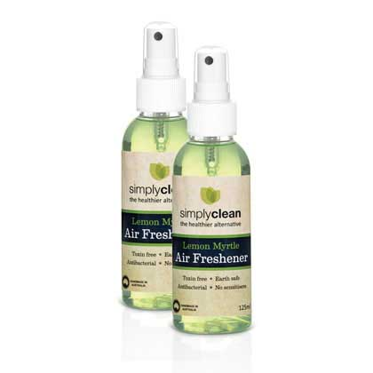Air Freshener/Toilet Freshener Lemon Myrtle 125ml (Twin Pack)