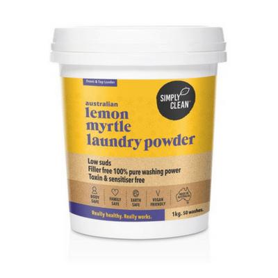 Lemon Myrtle Eucalyptus Powder