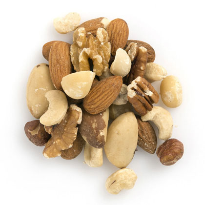 Premium Raw Mixed Nuts