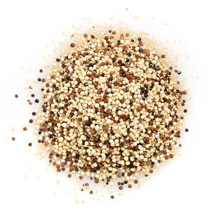 Organic Tri-Coloured Quinoa