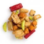 Rice Crackers Salad Mix