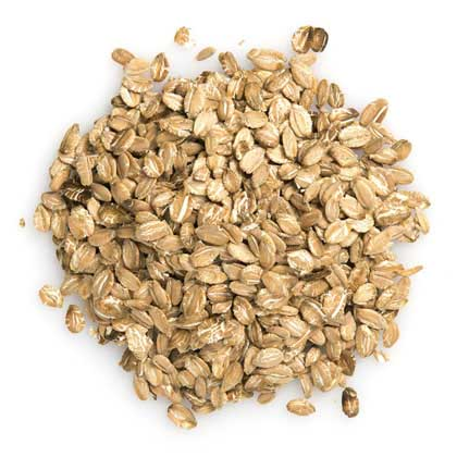 Rolled Rye Flakes