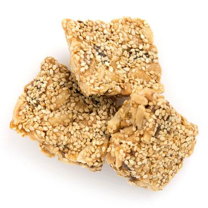 Seasame Square Nut
