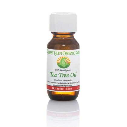 Tea Tree Oil Organic Local 25ml