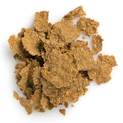 Wheat Bran Flakes (Toasted)