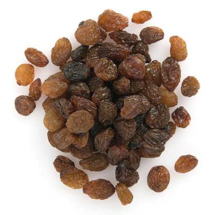 Sultanas (Natural/Preservative Free)