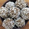 Zesty Lime Coconut Balls