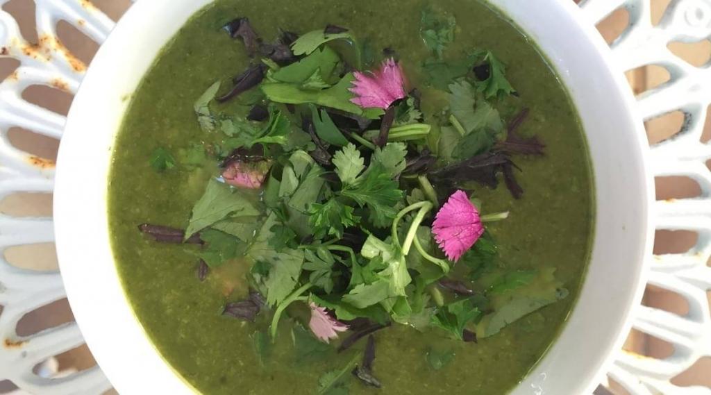 Nourishing Green Soup