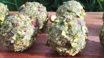 Pistachio Matcha Balls
