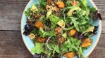 Roast Pumpkin Lentil Salad