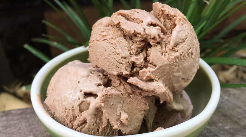Chocolate Ice-cream