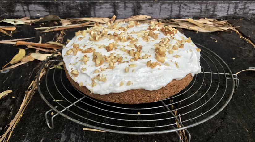 Dairy Free Cake Recipe Jamie Oliver: Gluten Free Carrot Cake