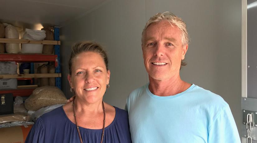 Mark and Denise Evans