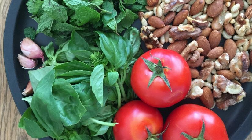 Aegadian Penne Pesto Gluten Free