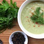 Fennel & Parsnip Soup