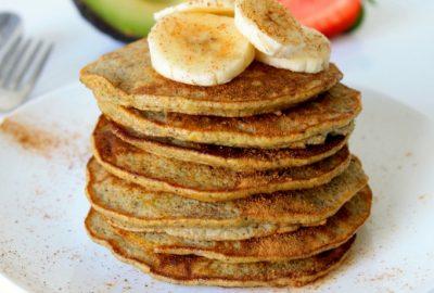 Kids Flourless Pancakes