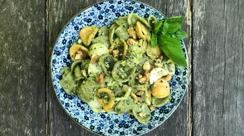 Orecchiette Pesto Pasta