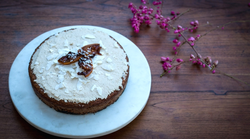 Carob Orange Cake Recipe