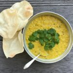 Brown Rice Moong Dahl