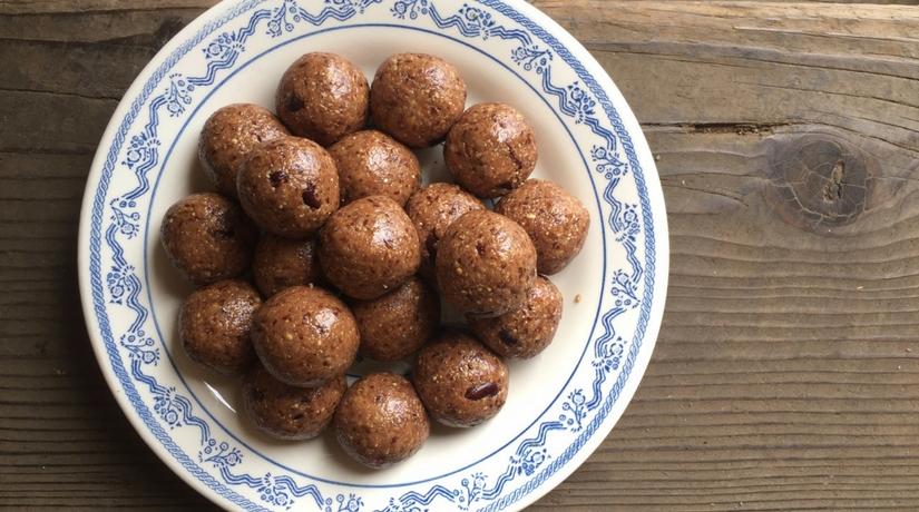 Cacao Peanut Butter Balls