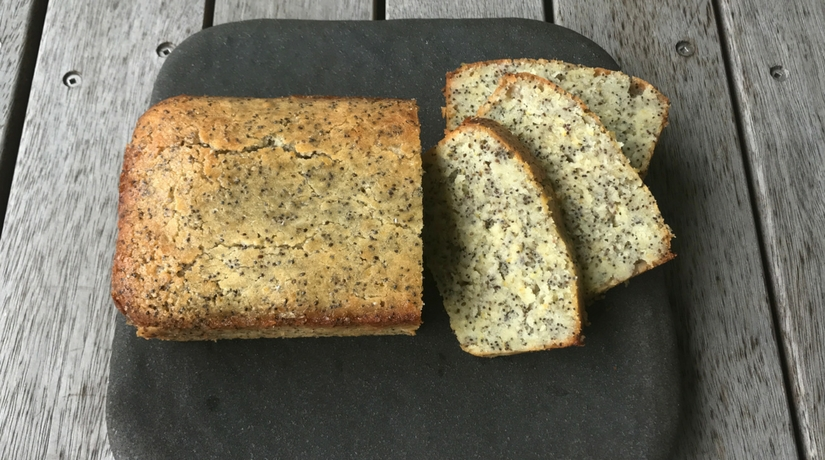 Lemon Chia & Poppy Seed Loaf