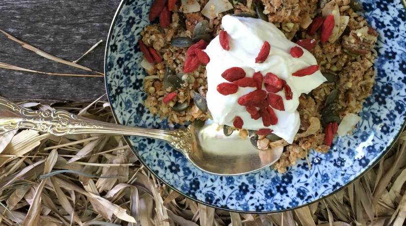 Surfers Granola | Vegan Granola | Affordable Wholefoods