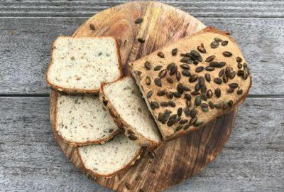 Gluten Free Cottage Bread Loaf