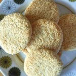 Lemon Cashew and Coconut Cookies