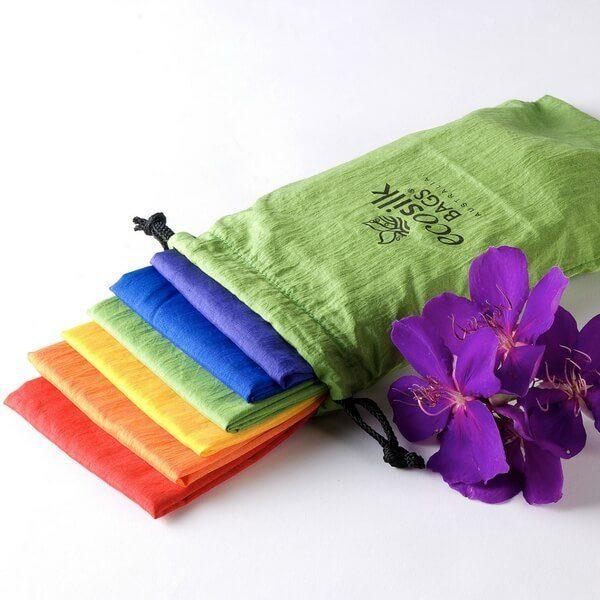 Ecosilk Bags 6 Pack - Summer