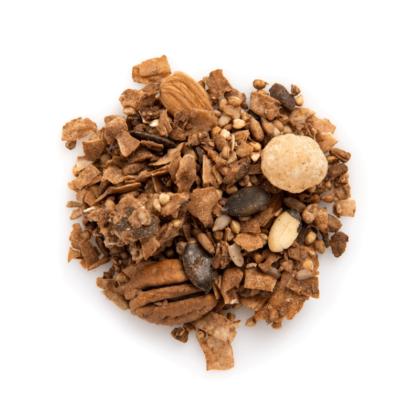 Organic Activated Cacao Muesli