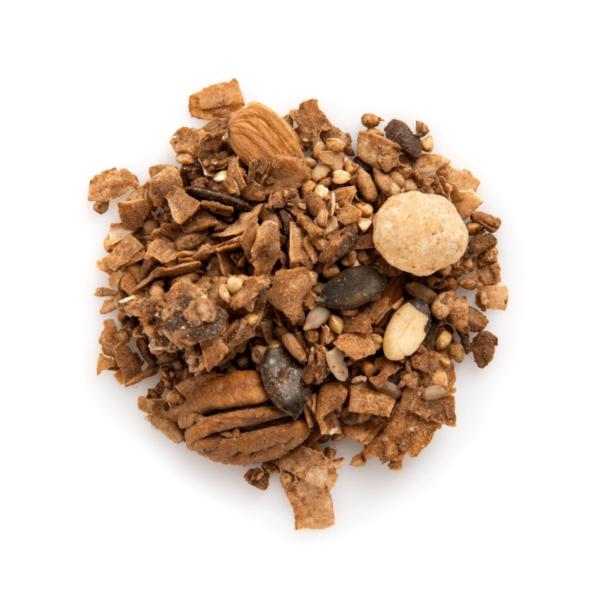 Organic & Activated Cacao Brain Power Granola