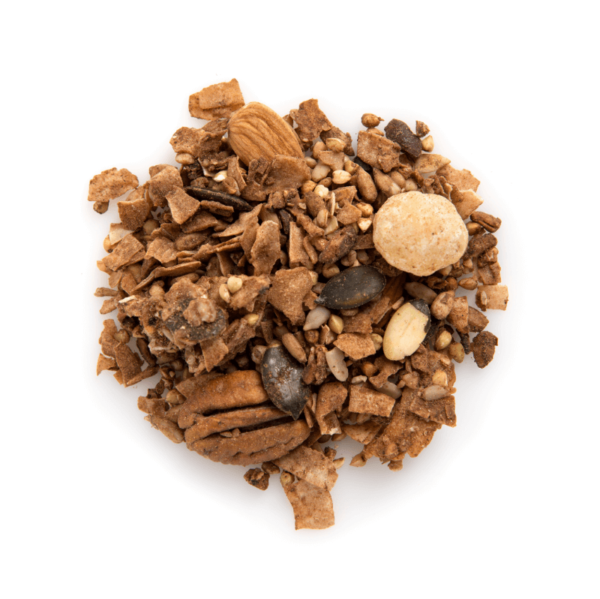 Organic & Activated Cacao Brain Power Granola