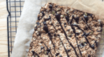 Vegan Hemp Seed Granola Bar