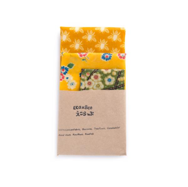Eco Bee Wax Wraps (3 pack)