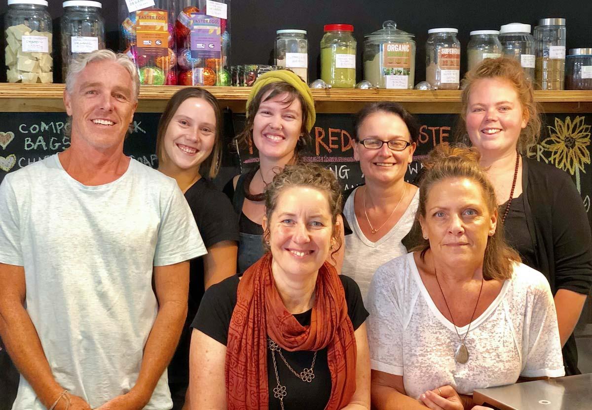 Affordable Wholefoods Team Lismore