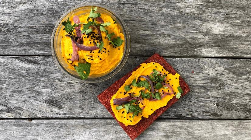 Carrot Tahini Dip