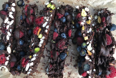 Chunky Wholesome Rocky Road