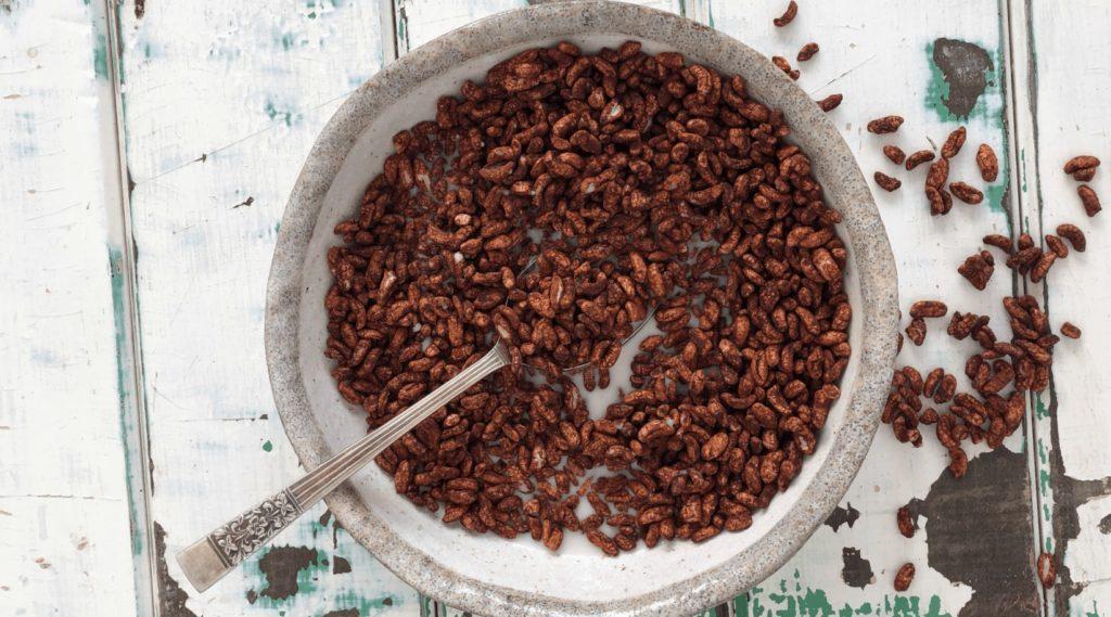 Healthy Cacao Pops