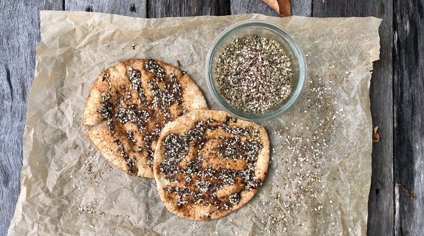 Traditional Zaatar