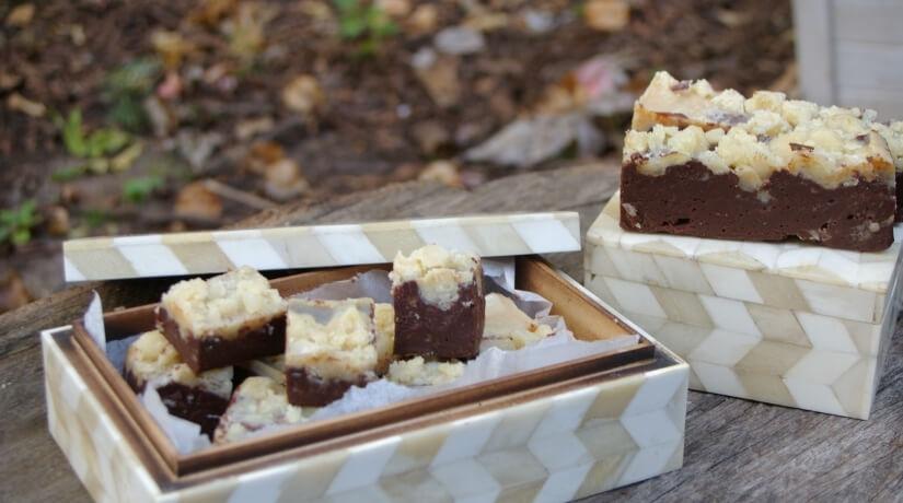 Macadamia Chocolate Fudge