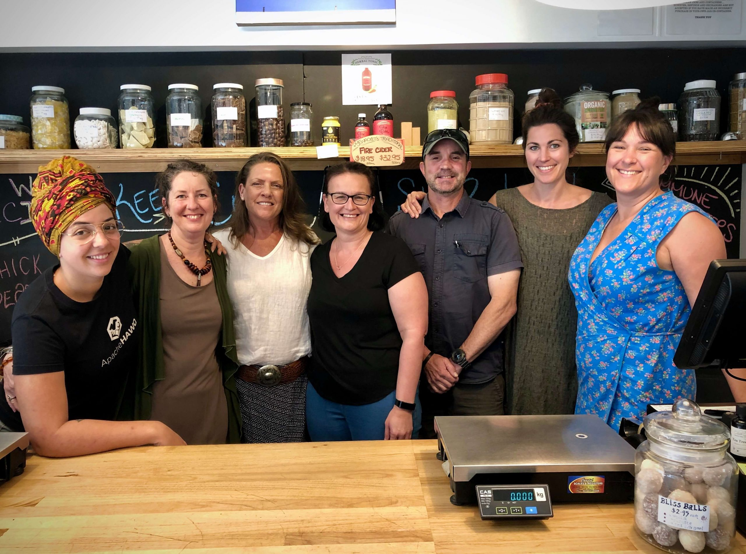 Affordable Wholefoods Lismore Team
